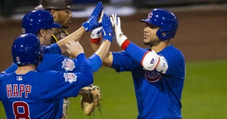 Contreras will bat cleanup tonight (Mark Rebilas - USA Today Sports)