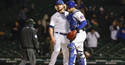 Cubs score three runs with two outs, defeat Mets