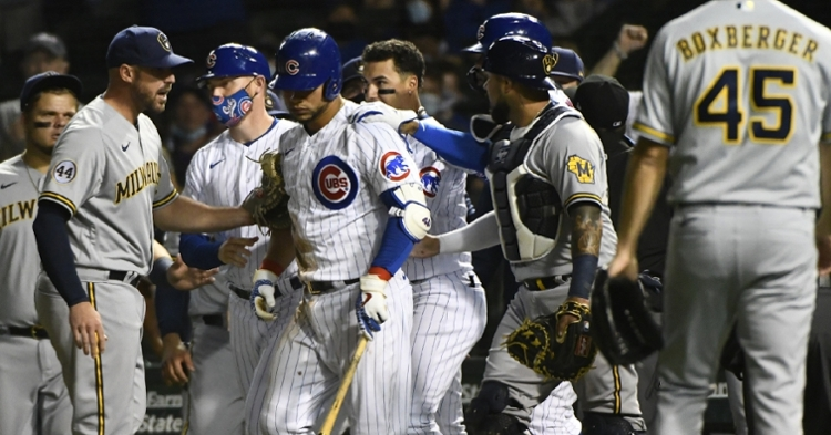 Should be an interesting series between the Cubs and Brewers (Matt Marton - USA Today Sports)