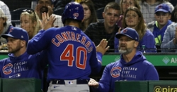 Cubs dominant in victory over Pirates