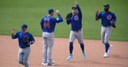 Cubs defeat Yu Darvish, Padres to close out West Coast swing
