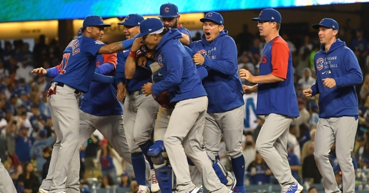 Cubs had their 17th no-hitter in team history (Jayne Kamin Oncea - USA Today Sports)