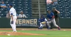 WATCH: Brennen Davis homers in his first two Triple-A at-bats