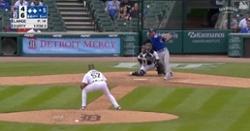 WATCH: Matt Duffy swats go-ahead three-run jack, his first homer with Cubs