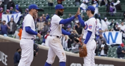 Cubs beat Pirates, extend winning streak to five for first time in 2021