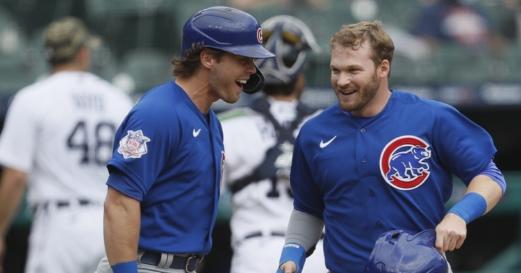 Hoerner is back on the active roster after his rehab (Raj Mehta - USA Today Sports)