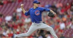 Kyle Hendricks shines as Cubs snap season-long losing streak