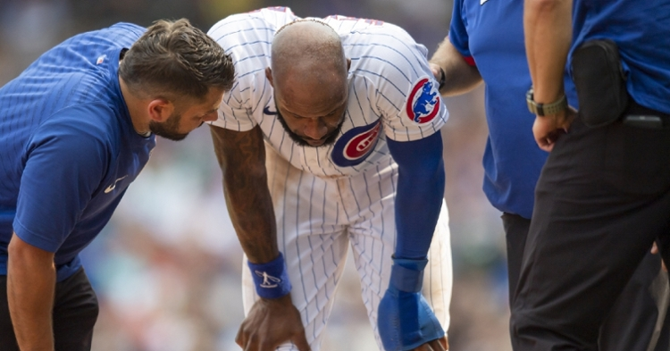 Heyward is dealing with some concussion issues