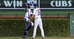 Frank Schwindel delivers again as Cubs win MLB-leading seventh straight win