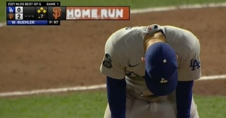 Bryant made the Dodgers sad after the homer
