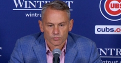 Quick notes on Jed Hoyer's end-of-season press conference