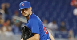 Cubs recall reliever for '27th man' for doubleheader
