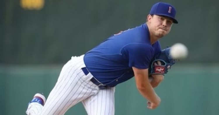 Thompson could be a solid starter for the Cubs (Photo via Iowa Cubs)