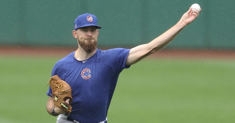 Ryan is a solid lefty reliever for the Cubs (Charles LeClaire - USA Today Sports)