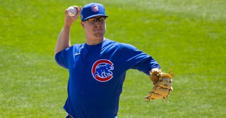 Mills had a rare no-hitter last season (Mark Rebilas - USA Today Sports)