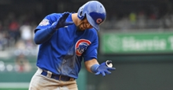 Rafael Ortega powers out three dingers in Cubs' walkoff loss to Nats