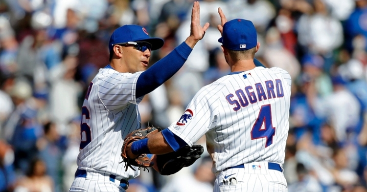 Sogard lands on the 10-day IL (Jon Durr - USA Today Sports)