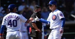 Chicago Cubs lineup vs. Rangers: Joc Pederson at cleanup, Zach Davies to pitch