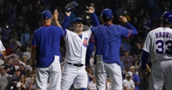 Cubs score eight runs with two outs, end 11-game losing skid