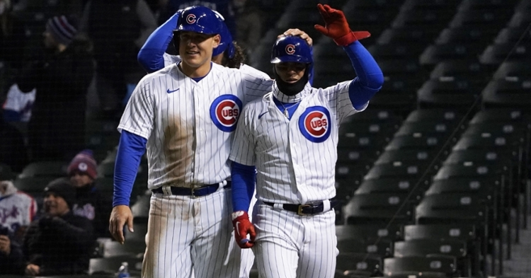 The Cubs are still tied in first place despite injuries (David Banks - USA Today Sports)
