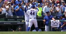 WATCH: Kris Bryant, Anthony Rizzo hit back-to-back jacks in opening frame