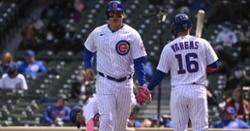 Cubs score three runs in ninth, come up just short versus Buccos