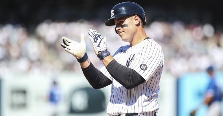 Rizzo will be trying to win some playoff games with the Yankees (Wendell Cruz - USA Today Sports)