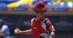 Cubs sign veteran catcher