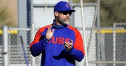 Cubs send catcher to IL, call up Wolters among several moves
