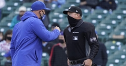 Cubs' four-game winning streak ends with loss to Brewers