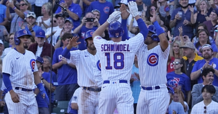Schwindel continues to be fun to watch (David Banks - USA Today Sports)