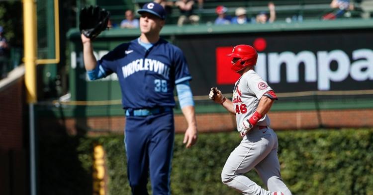 Steele didn't have a great day pitching (Kamil Krzaczynski - USA Today Sports)