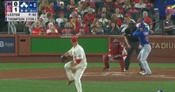 WATCH: Trayce Thompson smacks grand slam off of Jon Lester