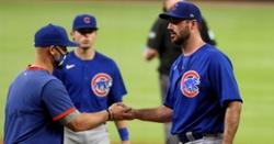 Cubs release veteran reliever Brandon Workman