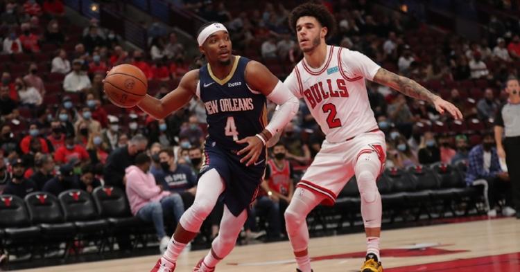 Ball was impressive in the win (Dennis Wierzbicki - USA Today Sports)