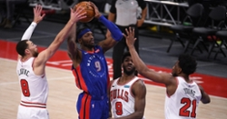 Three takeaways from Bulls win over Pistons