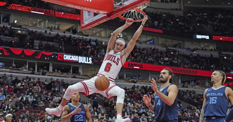 Bulls finish off perfect preseason with win over Grizzlies