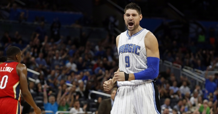 Vucevic will anchor the Bulls frontcourt (Kim Klement - USA Today Sports)