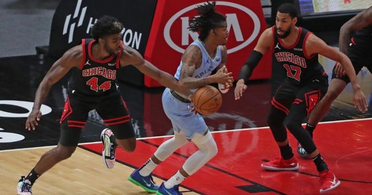 Bulls are struggling down the stretch (Dennis Wierzbicki - USA Today Sports)