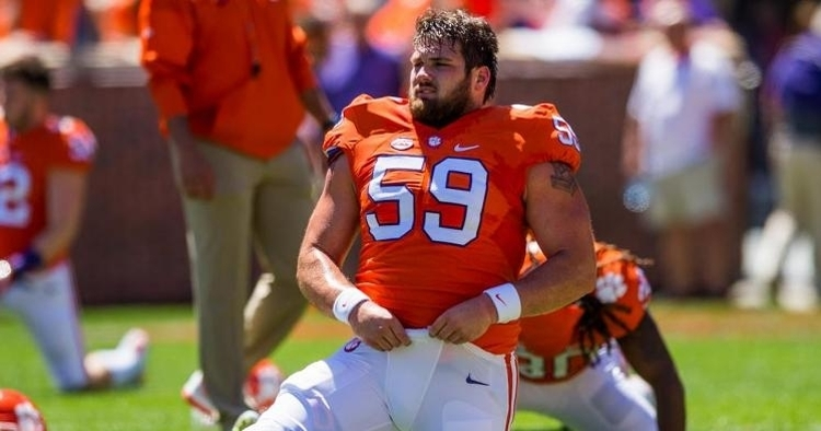 Cervenka is a solid lineman headed to the Bears