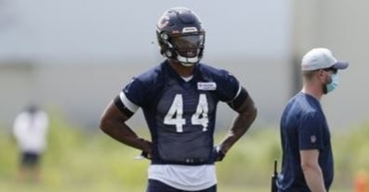Clark was released by the Bears on Sunday