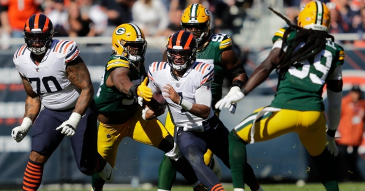 Report Card: Bears Position Grades after loss to Packers