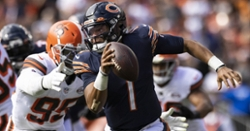 Historically Bad: Offensive meltdown dooms Bears in loss to Browns