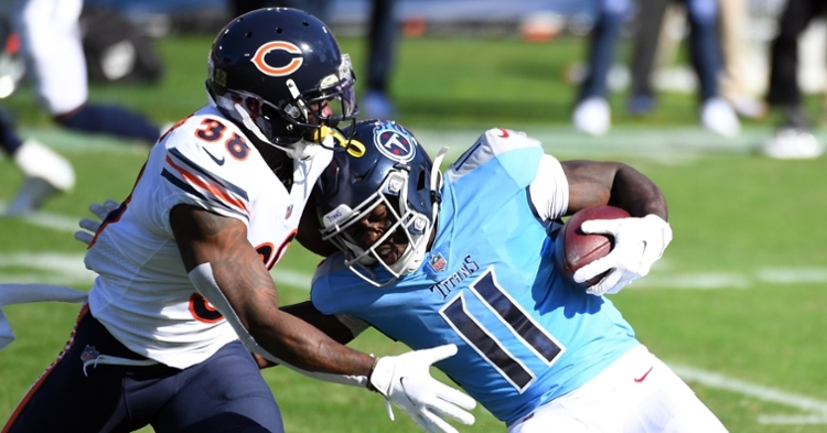 Gipson is a solid veteran that has re-signed with the Bears (Christopher Hanewinckel - USA Today Sports)