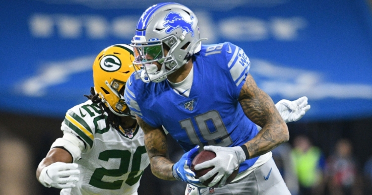 Gollady is a big-play receiver (Tim Fuller - USA Today Sports)
