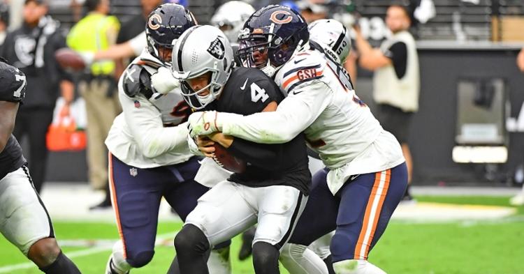 Mack was impressive in his revenge game (Stephen Sylvanie - USA Today Sports)