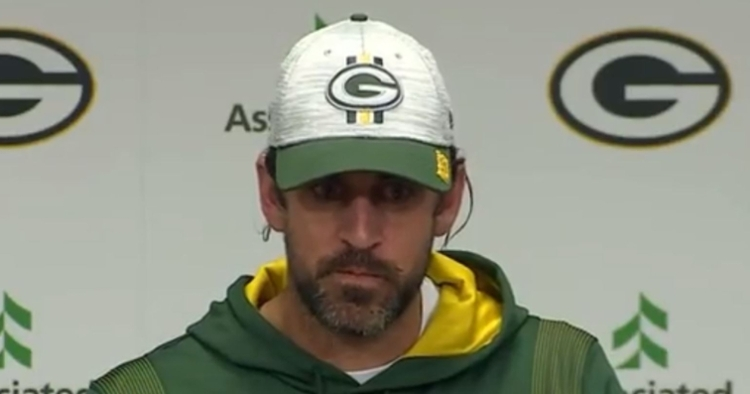 Rodgers was honest in his answer to a reporter