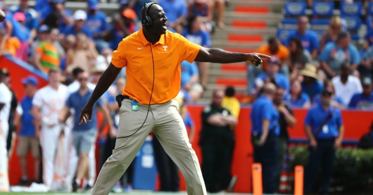 Rumph is a solid addition to the Bears coaching staff (Kim Klement - USA Today Sports)
