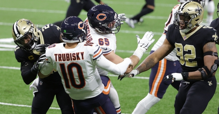 The Bears offense couldn't get on track against Saints (Derick Hingle - USA Today Sports)
