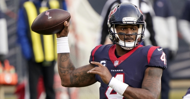Watson is one of the top quarterbacks in the NFL (Mike Dinovo - USA Today Sports)